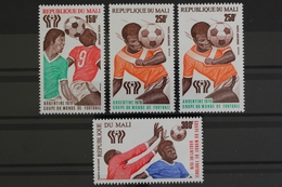 Mali, MiNr. 625-627, Fußball WM 1978, Postfrisch / MNH - Mali (1959-...)