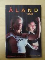 Aaland Jahreszusammenstellung 1998 Postfrisch (8356) - Aland