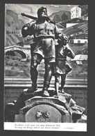 Altdorf - Telldenkmal - UR Uri