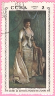 Cuba -  1972 - Culture - Art - National Museum Paintings La Senora Malpica - 2 C. - Used Stamps