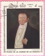 Cuba -  1972 - Culture - Art - Paintings From The Metropolitan Museum, Havana - 4 C. - Used Stamps