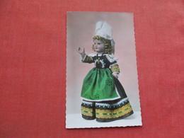 France Doll  Bretonne        - Ref 3377 - Europe