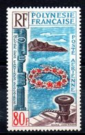 POLYNESIE - YT PA N° 15 - Neuf * - MH - Cote: 30,00 € - Airmail