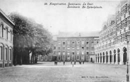 Hoogstraeten - Klein Seminarie - De Speelplaats (Edit F. Smit 1907) - Hoogstraten