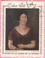 Cuba -  1972 - Culture - Art - Paintings From The Metropolitan Museum, Havana  - 5 C. - Used Stamps