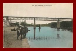 Douarnenez * Le Grand Pont   (scan Recto Et Verso ) - Douarnenez