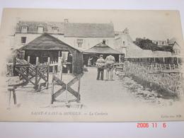 C.P.A.- Saint Vaast La Hougue (50) - La Corderie - 1903 - SUP (BM 69) - Saint Vaast La Hougue