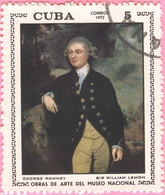 Cuba -  1972 - Culture - Art - Paintings From National Museum  - 5 C. - Used Stamps