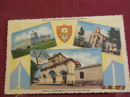 CPA - Manila - Commonwealth Of The Philippines - 33e International Eucharistic Congress - Philippines