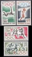 1964Chad120-1231964 Olympics Tokyo12,00 € - Summer 1964: Tokyo