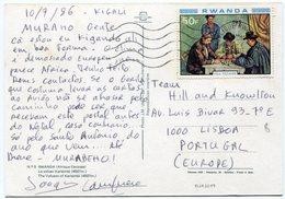 Rwanda - Postcard - Carte Postale - Unclassified