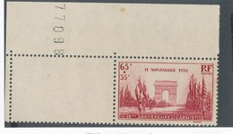 FRANCE - N°YT 403 NEUF** SANS CHARNIERE - COTE YT : 6€50 - 1938 - Frankreich