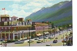 BANFF MOUNT ROYAL HOTEL. - Banff
