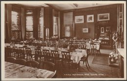 Dining Room, Y.M.C.A., Hazlewood, Ryde, Isle Of Wight, C.1920s - RP Postcard - England