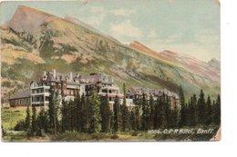 4064. C.P.R. HOTEL. BANFF. - Banff