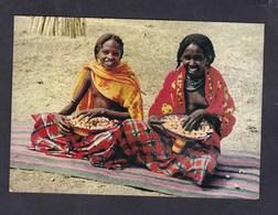 ETHIOPIA Folklore ( Jeune Fille Nu Ethnique ) - Ethiopie