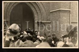 CPA / Postcard / ROYALTY / Belgique / België / Reine Astrid / Koningin Astrid / Kortrijk / 1935 / Unused - Kortrijk