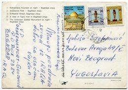 Iraq - Postcard - Carte Postale - Iraq