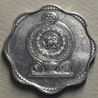 1988 - Sri Lanka - TEN CENTS - KM 140a - Sri Lanka