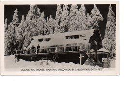 VILLAGE INN. GROUSE MOUNTAIN. VANCOUVER. ELEVATION 3000 FEET. - Vancouver