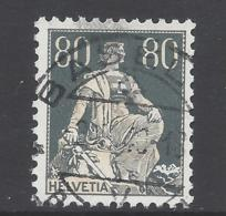1940 : Helvetia Nr. 141y - Kreidepapier - Katalogwert Fr. 550.-- - Suisse