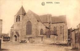 Beersel - L'Eglise (Edit. Mommaert) - Beersel