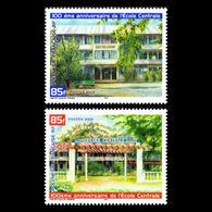 Polynésie Française  2001   Cat Yt     N° 631, 632    N** MNH - Unused Stamps