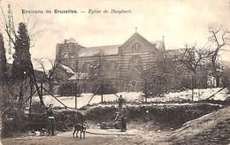 Eglise De Hoeylaert - Hoeilaart (animatie, Fontein 1904) - Hoeilaart