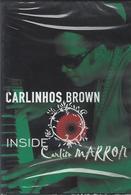 Carlinhos Brown - Inside Carlito Marron (Concert Madrid/Spain) - DVD - Concerto E Musica