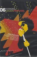 Karaoke Made In Portugal - Vol.6 - DVD - Concerto E Musica