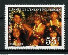 Polynésie Française  2001   Cat Yt     N° 637   N** MNH - Polynésie Française