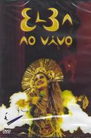 Elba Ramalho Ao Vivo (ATL Hall - Rio De Janeiro - 26 Out 2002) - DVD - Concert Et Musique