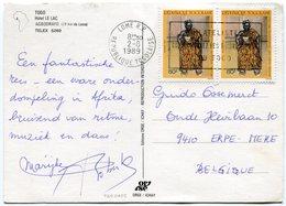Togo - Postcard - Carte Postale - Togo (1960-...)