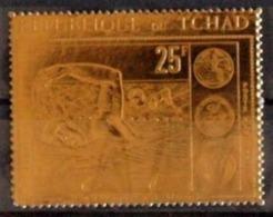 1971Chad416gold1972 Olympics In Munich18,00 € - Summer 1972: Munich