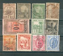 TUNISIE , Protectorat Français ; 1888-1953 ; Y&T N°  ; Lot: 22 ; Neuf/oblitéré - Tunisie (1888-1955)