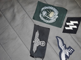 Repro Allemand Ww2 - Armes Neutralisées
