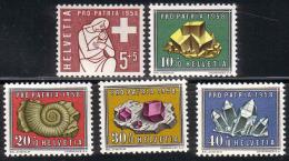 PRO PATRIA 1958 ** / MNH Série Complète Voir Description - Neufs