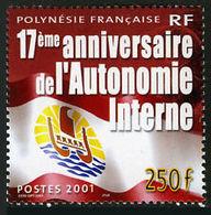 Polynésie Française  2001  Cat Yt     N° 644   N** MNH - Unused Stamps