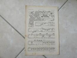 Rose De Noël - Noël Savoyard XVI Siècle - Serenata -Scènes D'enfants -(Musique J.B. Wekerlin)- Partition (Piano) - Instruments à Clavier