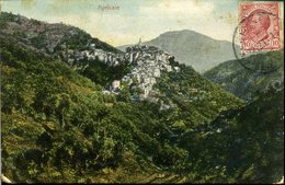CPA - Apricale - Other Cities