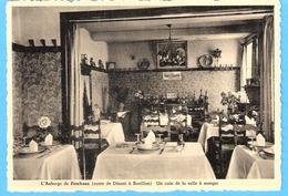 Feschaux (Beauraing)-L'auberge-Hôtel-Restaurant Le Long De La Route Dinant-Bouillon-Salle à Manger-Poisson à L'Escavèche - Beauraing