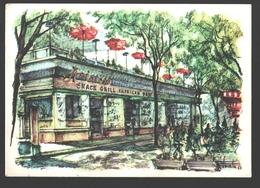 Pesaro - Ariston - Snack Grill American Bar - Viale Della Repubblica - Pesaro