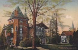 260612Ginneken, Villa Maria. (poststempel 1913)(zie Hoeken En Randen) - Otros