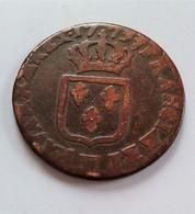FRANCE LOUIS XVI SOL 1779 W  (B11-08) - 987-1789 Royal
