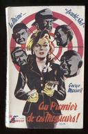 G Maxwell La Môme Double Shot Au Pemier De Ces Messieurs! éd Du Condor Roubaix Couv Salva 1952 Port Fr 3,44 € - Livres, BD, Revues