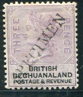 "BECHUANALAND - N° 13 * - SURCHARGE "" SPECIMEN "" - SUP - Bechuanaland (...-1966)"