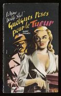 G Maxwell La Môme Double Shot Quelques Roses Pour Le Tueur éd Du Condor Couv Salva 1952 Port Fr 3,44 € - Livres, BD, Revues