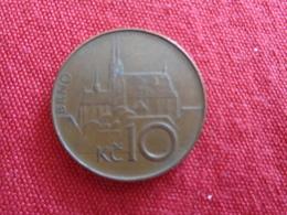 Pièce 10 KC Ceska Republika 1993 - Czechoslovakia