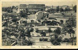 CPA - Parc Oppio - Parks & Gardens