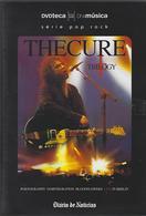 THE CURE Triology - Pornography Desintegration Bloodflowers - DVD - Concert Et Musique